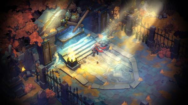 Battle Chasers: Nightwar Screenshot