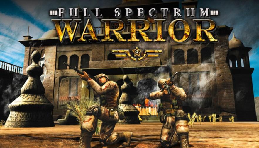 Full Spectrum Warrior on Steam