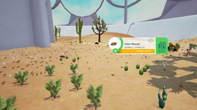 Tyto Ecology Screenshot 2