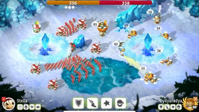 Mushroom Wars 2 Screenshot 2