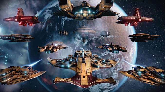 Battlefleet Gothic: Armada - Tau Empire Screenshot 2