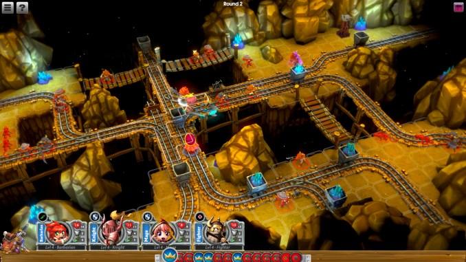 Super Dungeon Tactics Screenshot 1