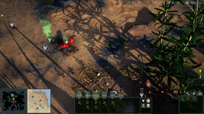 Empires of The Undergrowth Screenshot 1