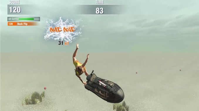 Aqua Moto Racing Utopia Screenshot 2