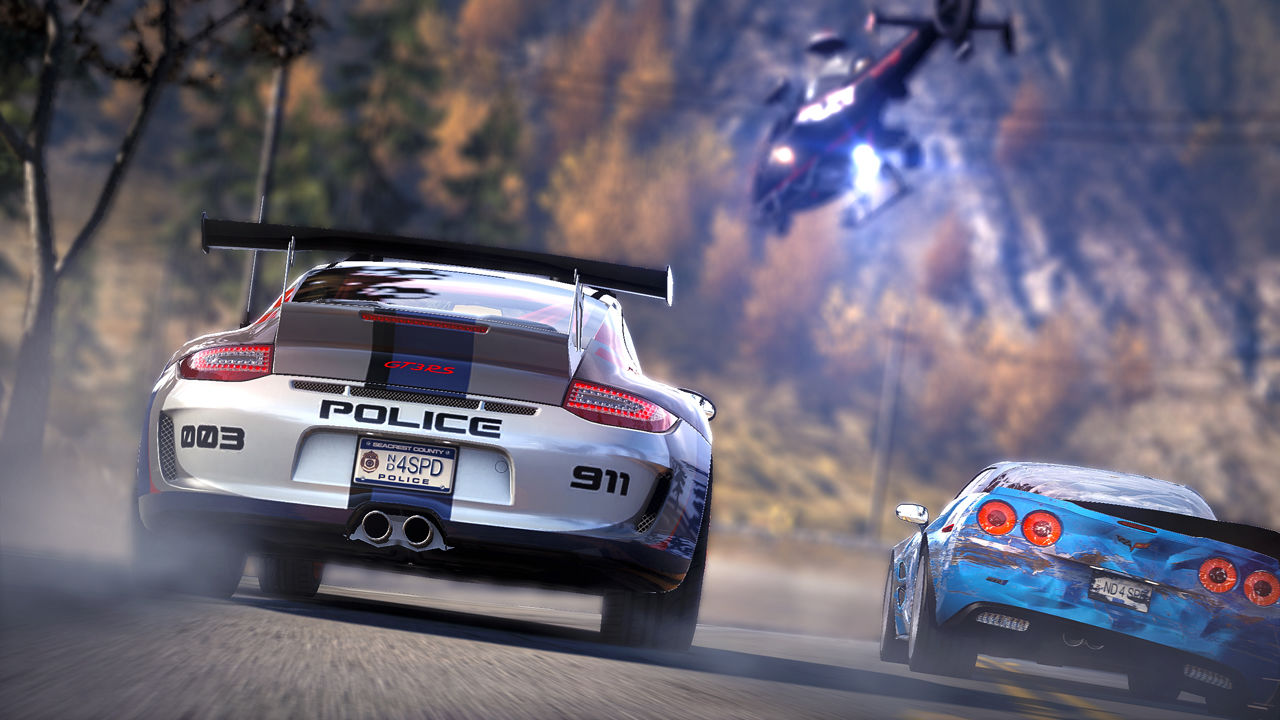 Image result for Need for Speed: Hot Pursuit