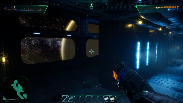 System Shock Screenshot