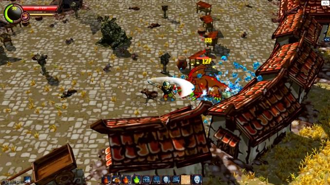 Warriors Wrath + Evil Challenge Screenshot 2