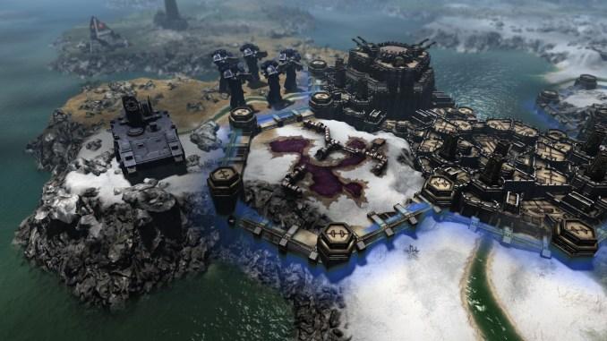Warhammer 40,000: Gladius - Relics of War Deluxe Edition screenshot 2