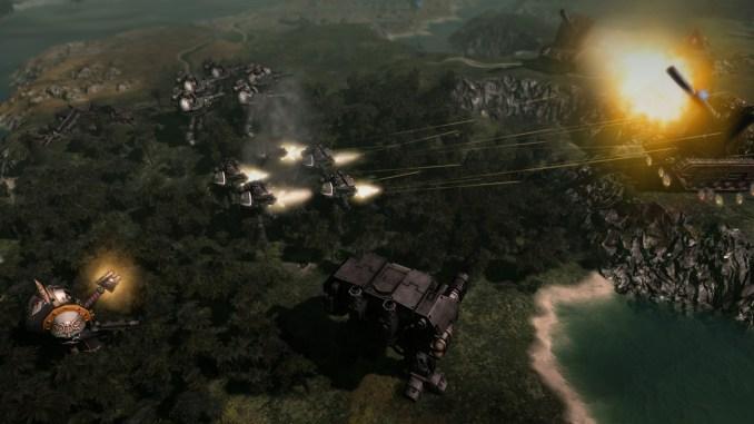 Warhammer 40,000: Gladius - Relics of War Deluxe Edition screenshot 1