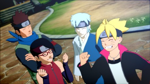 NARUTO STORM 4 : Road to Boruto