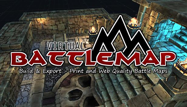 virtual battlemap on steam