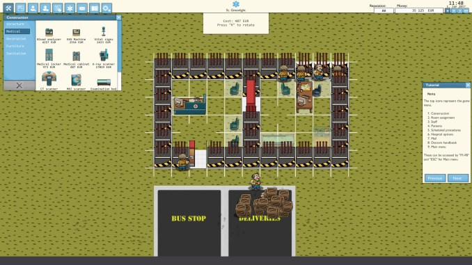 Hospitalize Screenshot 1