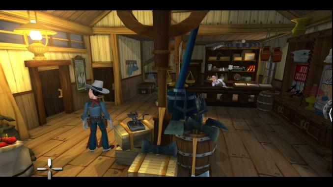 Fenimore Fillmore: The Westerner Screenshot 3