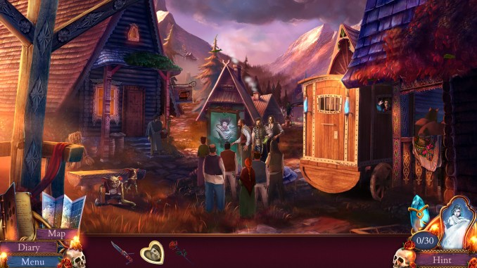 Eventide 2: The Sorcerers Mirror Screenshot 1