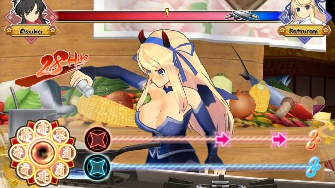 Senran Kagura Bon Appétit! Screenshot 2