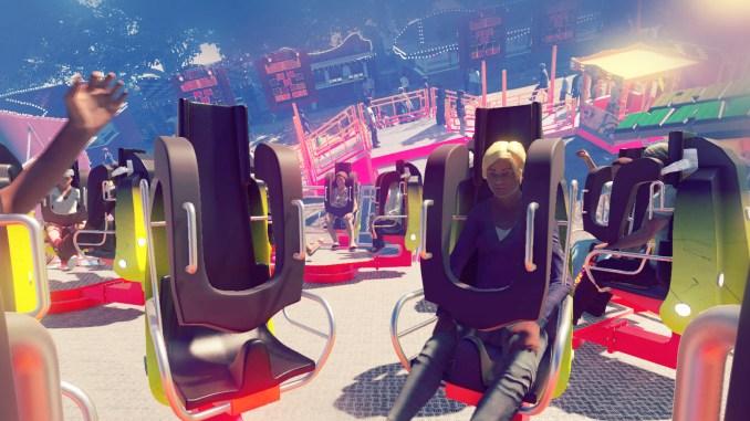 Virtual Rides 3 - Funfair Simulator Screenshot 1
