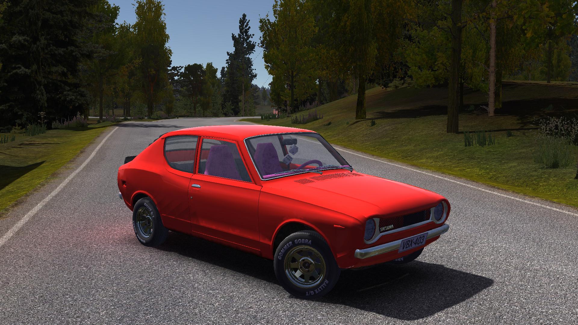 medium resolution of v24 car