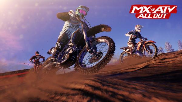 MX vs ATV All Out Screenshot
