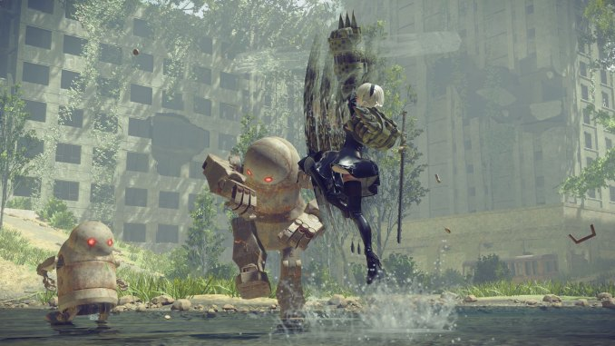 NieR:Automata Screenshot 2