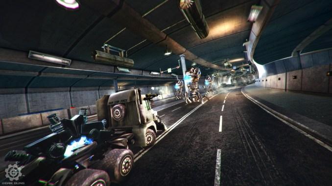 GEARGUNS - Tank offensive Screenshot 2
