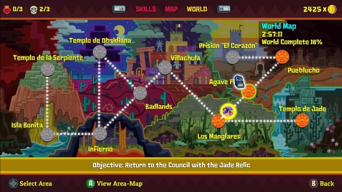 Guacamelee! 2 - Complete screenshot 3