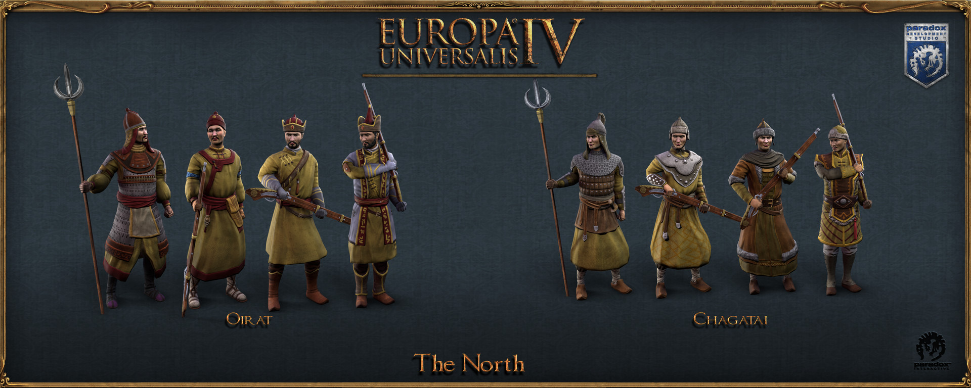 Content Pack  Europa Universalis IV Mandate of Heaven on