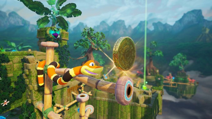 Snake Pass Screenshot 1