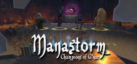 manastorm champions of g