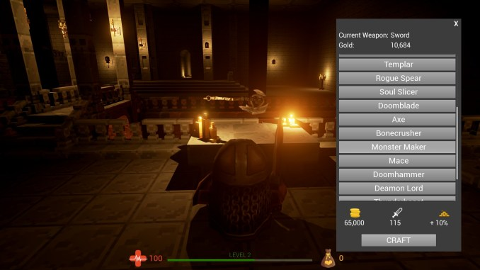 Gold Crusader Screenshot 3
