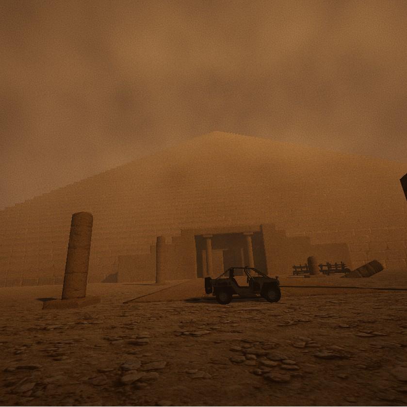 Pyramid Vr Steam