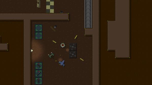 TUNNEL DIVERS Screenshot