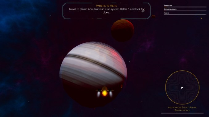 Constellation Distantia Screenshot 2