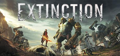 Extinction Pobierz Pełną Wersja na PC i Crack Download