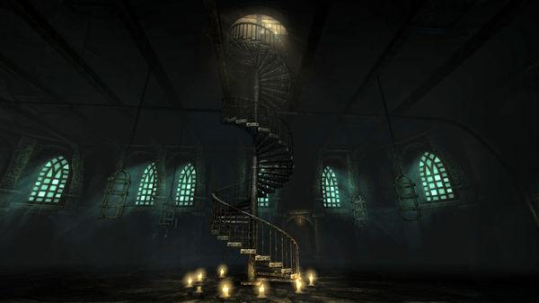 Amnesia: The Dark Descent Screenshot