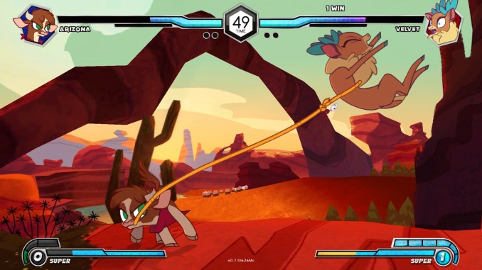 Them's Fightin' Herds Screenshot 3