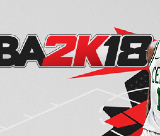 The Highest Rated Annual Sports Title Returns With Nba 2k18 Featuring Unparalleled Authenticity And Improvements On The Court According To 2008 2016