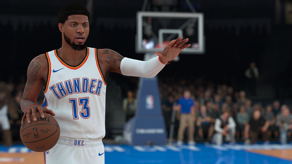 NBA 2K18 Screenshot