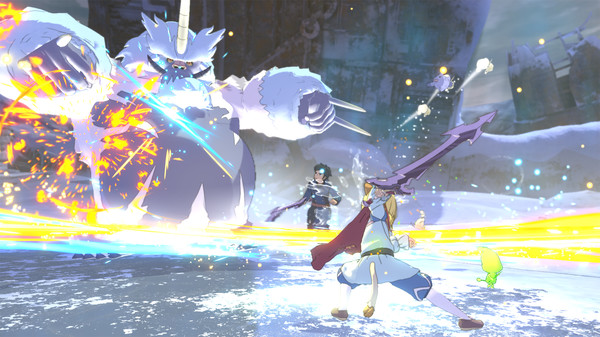Ni no Kuni™ II: Revenant Kingdom Screenshot