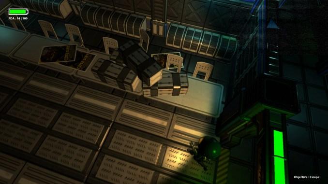 Space-Fright Screenshot 1