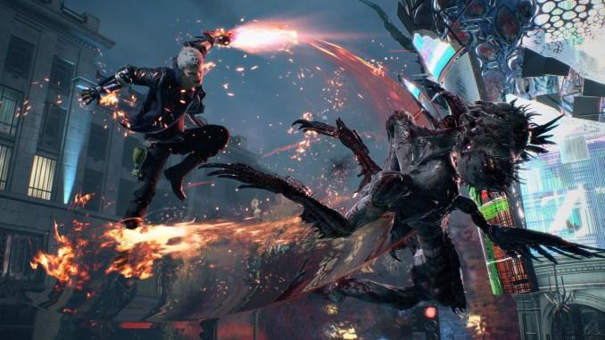 Devil May Cry 5 Screenshot 1