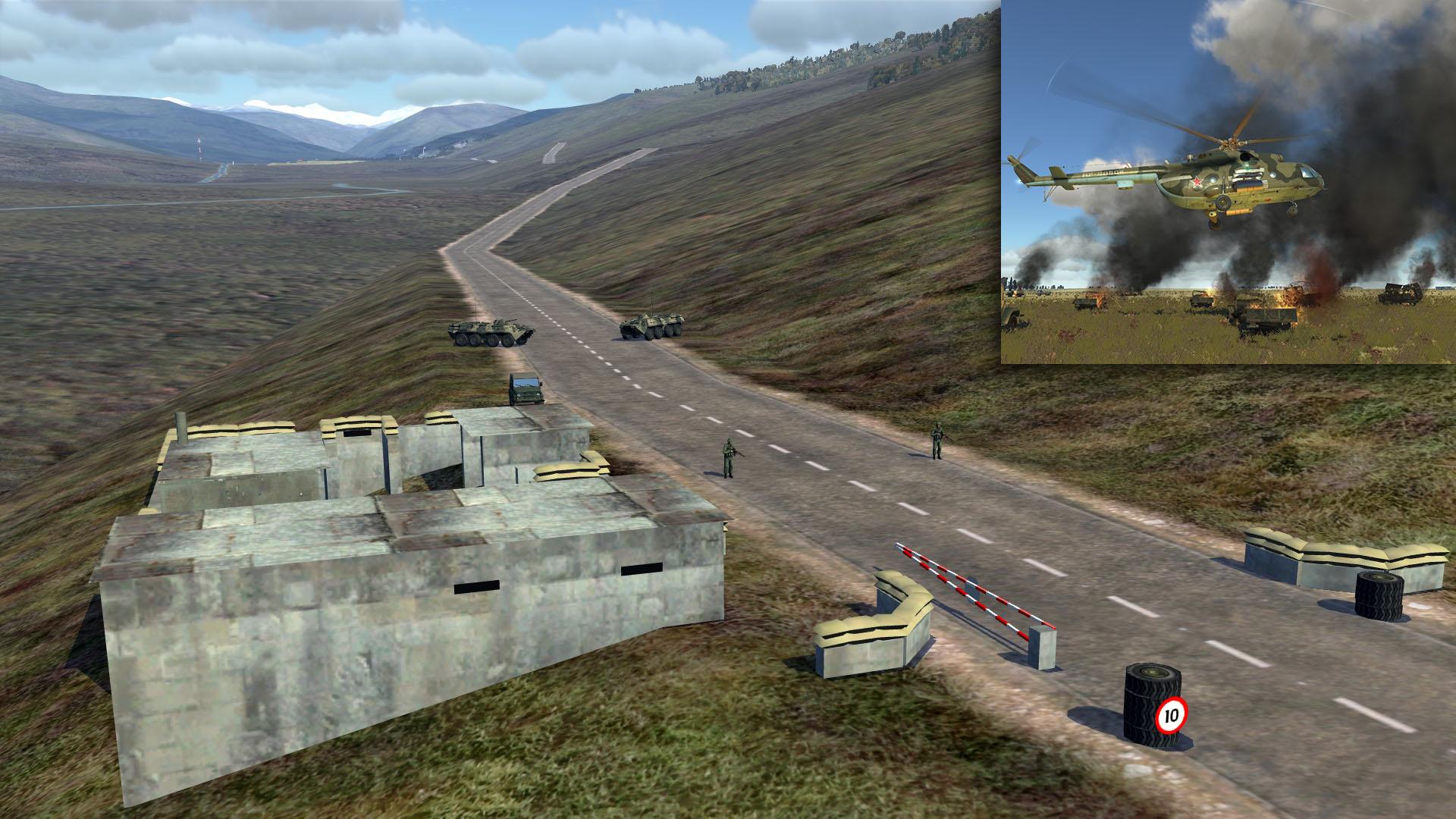 Mi-8mtv2 Border Campaign Steam