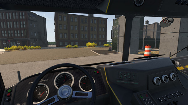 Flashing Lights - Police, Firefighting, Emergency Services Simulator (警情,消防,急救) Screenshot