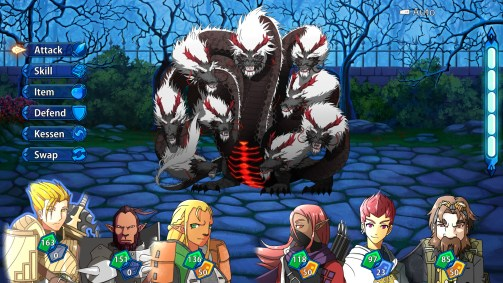 Infinite Adventures gameplay