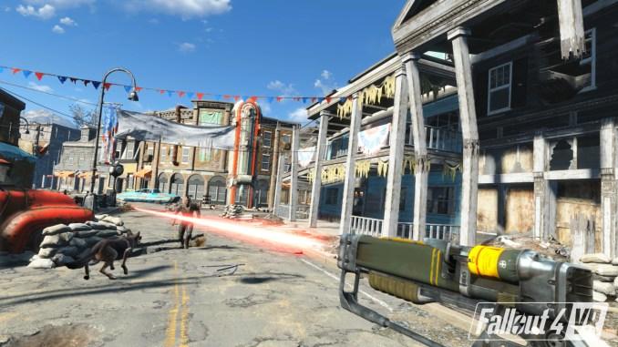 Fallout 4 VR screenshot 3
