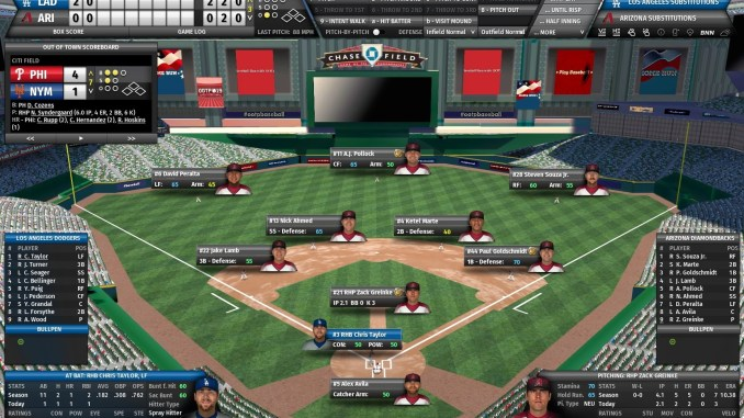 Out of the Park Baseball 19 Screenshot 3