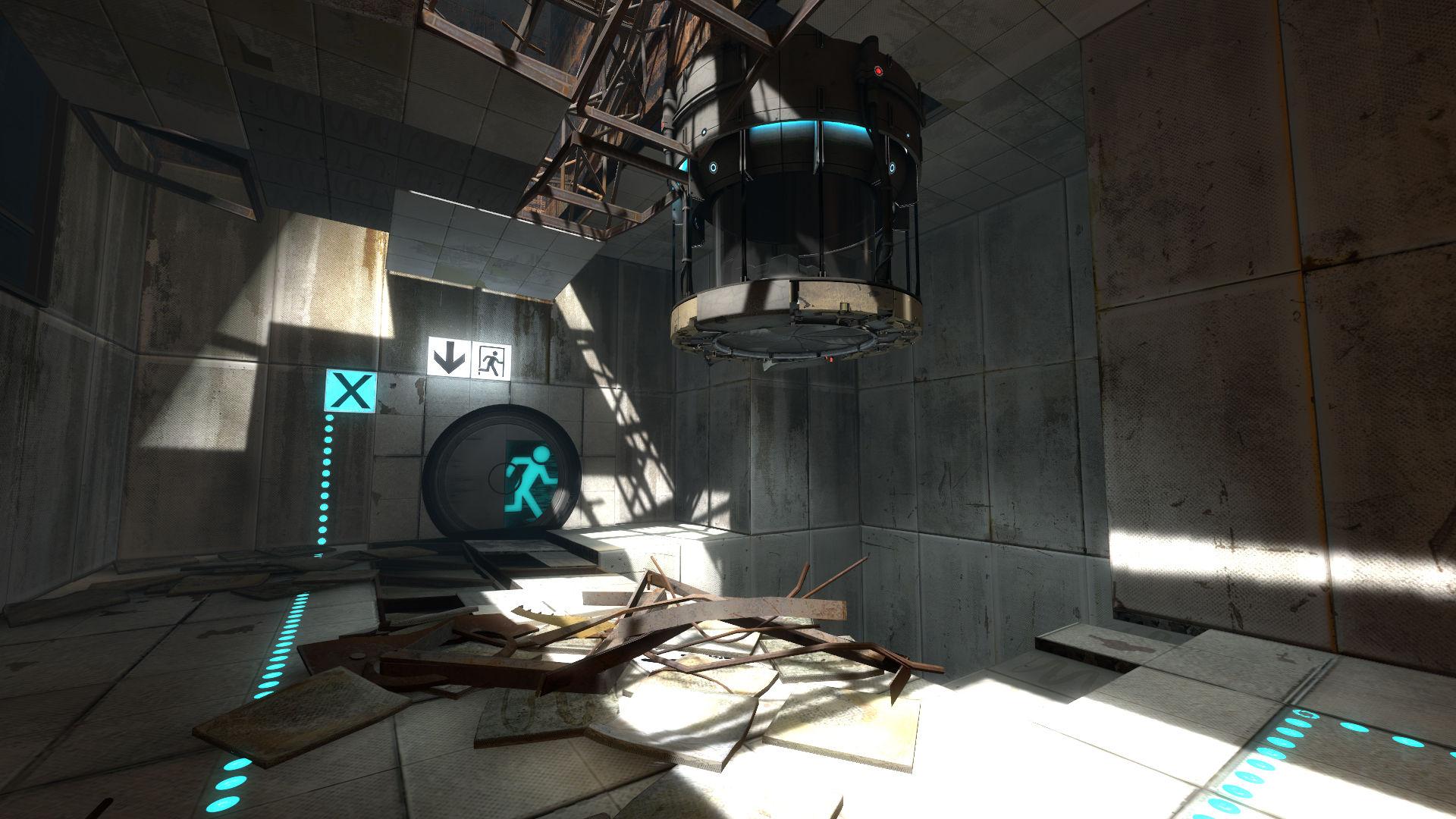Portal 2 sur Steam