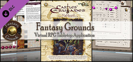 Fantasy Grounds I1 Into The Unknown Vakhund Castles