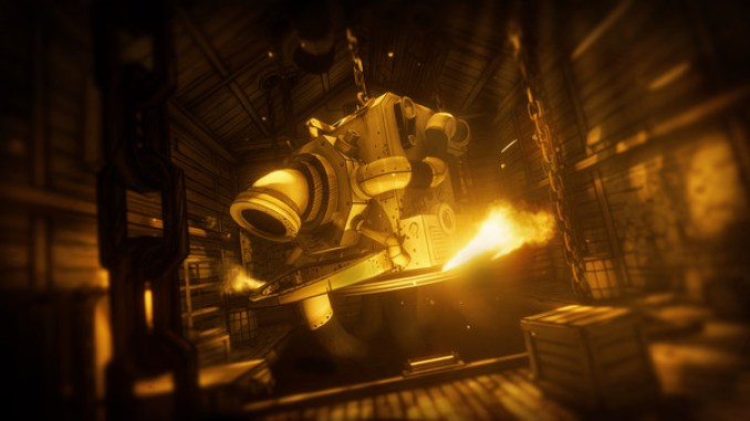 Bendy and the Ink Machine Screenshot 1