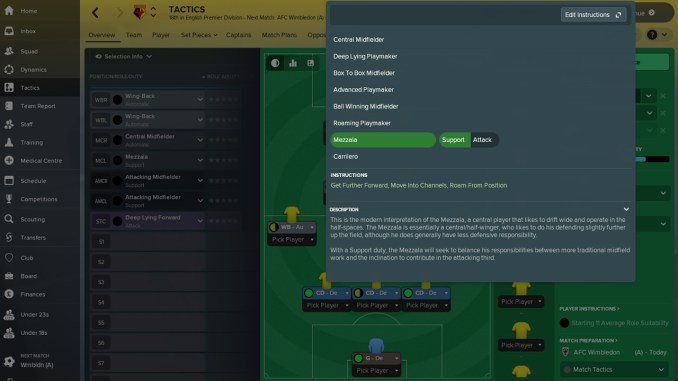 Football Manager 2018 Screenshot 1