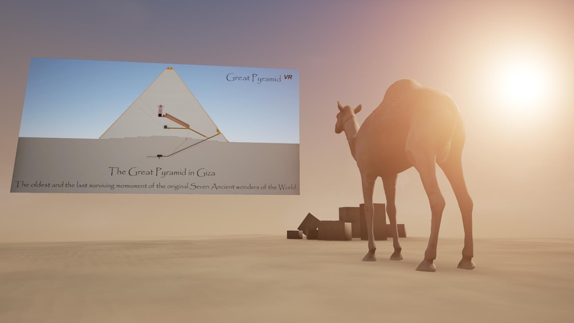 Great Pyramid Vr Steam